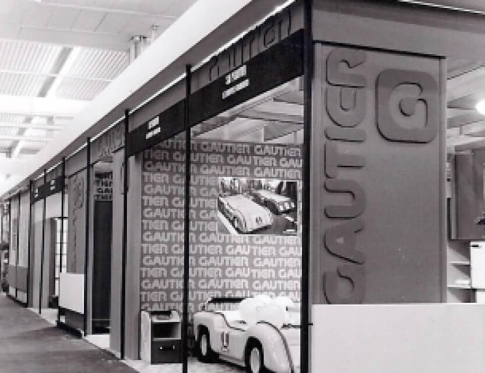 The Paris Furniture Fair in the 1980s