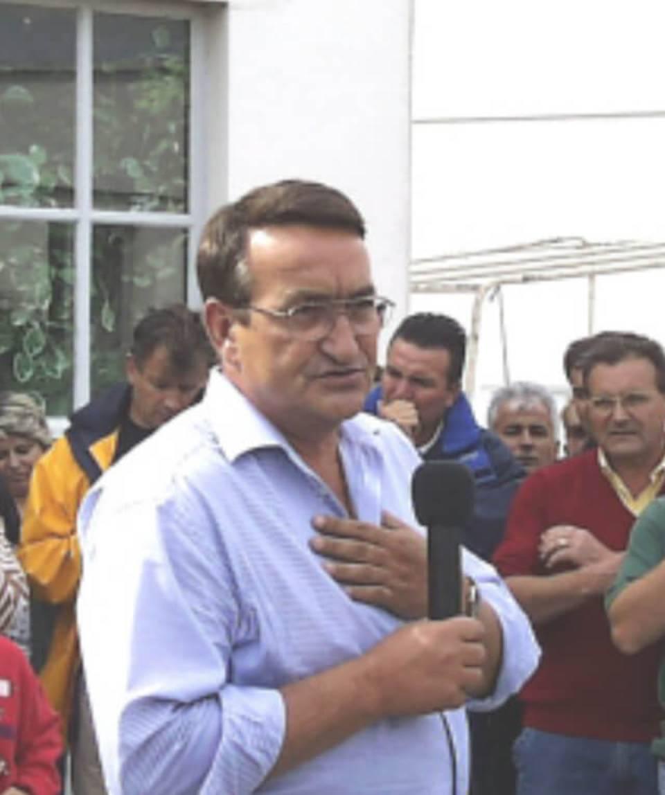 Dominique Soulard's speech during the 1999 strike