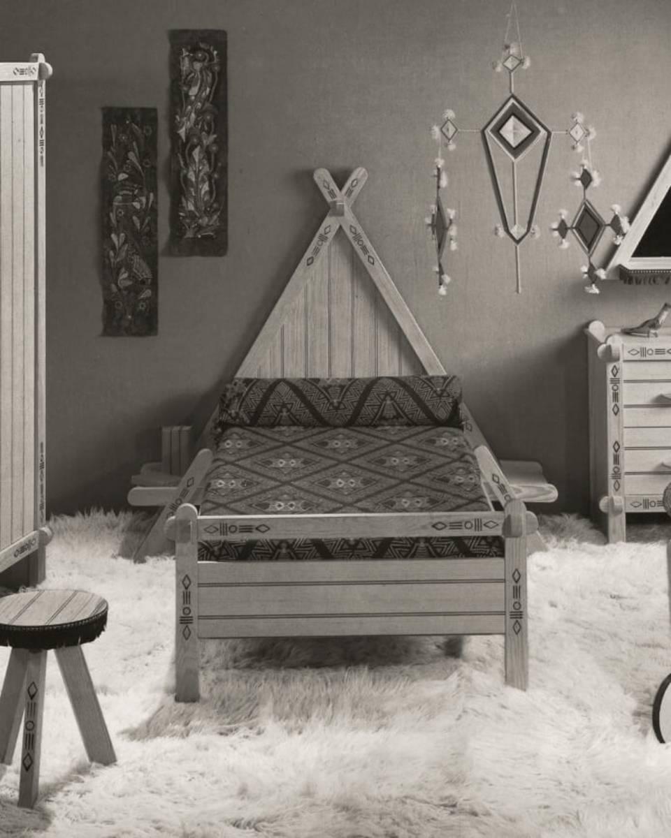 Gautier Kids Tipi Bed