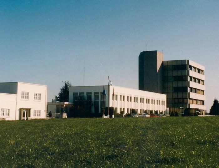 The Gautier offices and factories in Le Boupère, Vendée